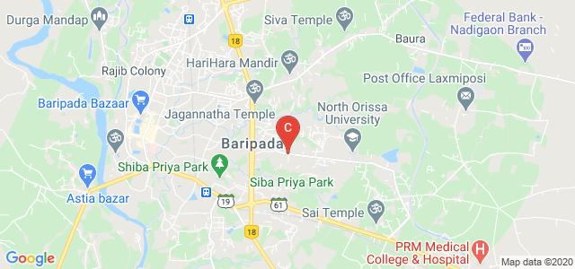 North Orissa University Road, Takatpur, Baripada, Odisha, India