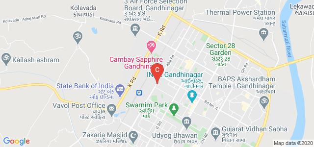 IITE, KH Road, Sector 15, Gandhinagar, Gujarat, India