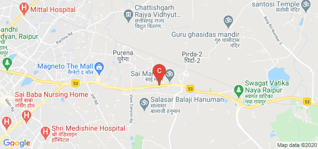 Indira Gandhi Agricultural University, Sai Nagar Zora, Krishak Nagar, Raipur, Chhattisgarh, India