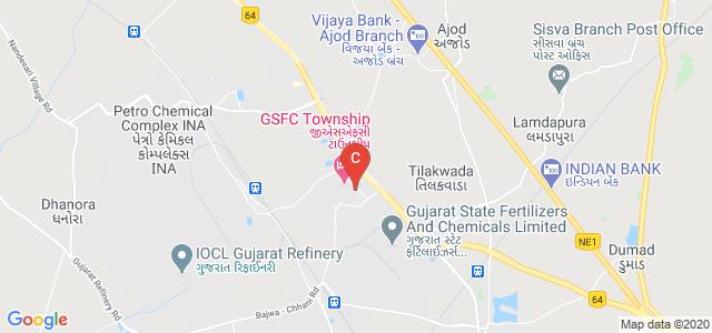 GSFC University, Fertilizer Nagar, GSFC, Vigyan Bhavan, Vadodara, Gujarat, India