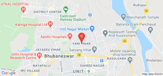 Utkal University, Vani Vihar, Bhubaneswar, Odisha, India