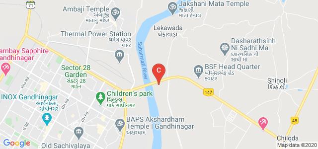 Indian Institute of Public Health Gandhinagar, Gandhinagar, Gujarat, India