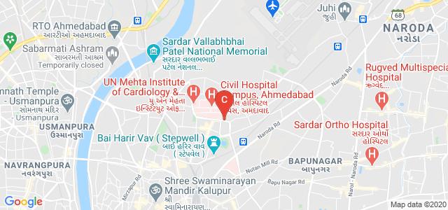 GUJARAT UNIVERSITY OF TRANSPLANTATION SCIENCES, Asarwa, Ahmedabad, Gujarat, India