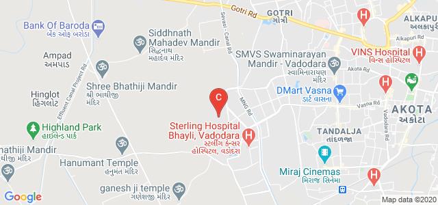 Navrachana University, Vasna - Bhayli Main Road, Bhayli, Vadodara, Gujarat, India