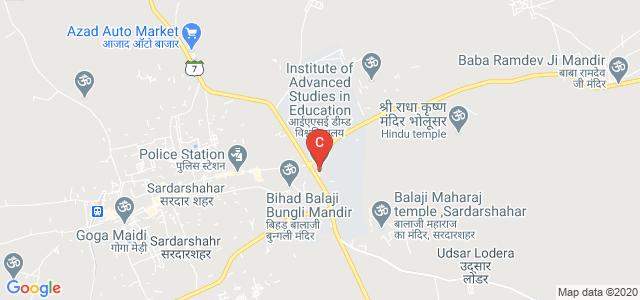 IASE Deemed University, Sardarshahr, Rajasthan, India