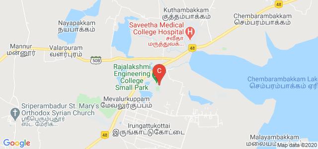Rajalakshmi Engineering College, Chennai, Tamil Nadu, India