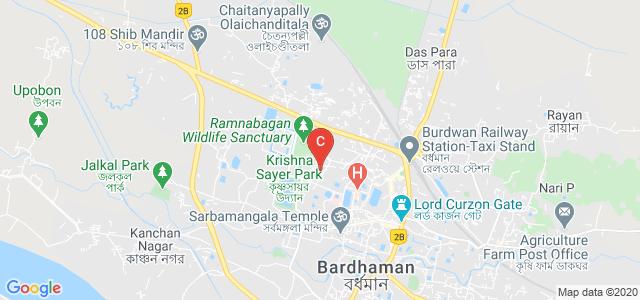 Burdwan Medical College, Bardhaman University, Bardhaman, Burdwan, West Bengal, India