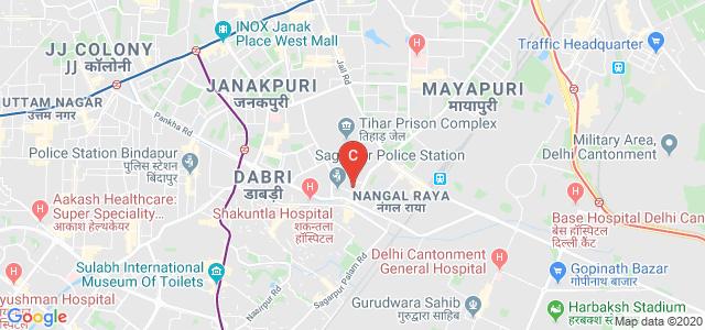 IITM Janakpuri Delhi   Institute of Innovation in Technology & Management (IITM), Beside Medico House, Dada Satram Mamtani Marg, Janakpuri Institutional Area, Janakpuri, Delhi, India