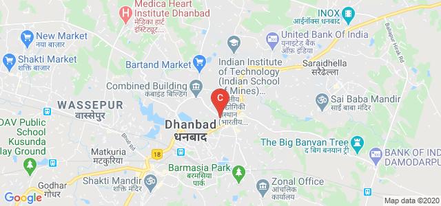 BINOD BIHARI MAHTO KOYLANCHAL UNIVERSITY, Sardar Patel Nagar, Dhanbad, Jharkhand, India