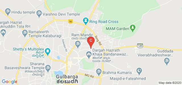 Khaja Bandanawaz University, KBN University Street, Khaja Colony, Kalaburagi, Karnataka, India