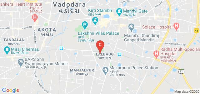 National Rail And Transport Institue, Lalbaug, Manjalpur, Vadodara, Gujarat, India