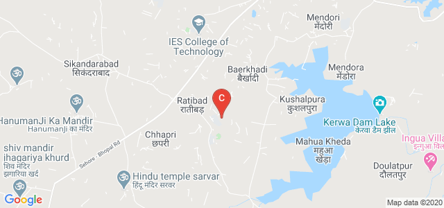 Madhyanchal Professional University (MPU) - Educational Institute Bhopal, Bhadbhada Road, Ratibad, Madhya Pradesh, India