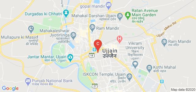 Lokmanya Tilak Science and Commerce College, Neel Ganga Road, Behind Railway Station, Sindhi Colony, Ujjain, Madhya Pradesh, India