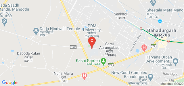 PDM Polytechnic, Sector 3A, Bahadurgarh, Haryana, India