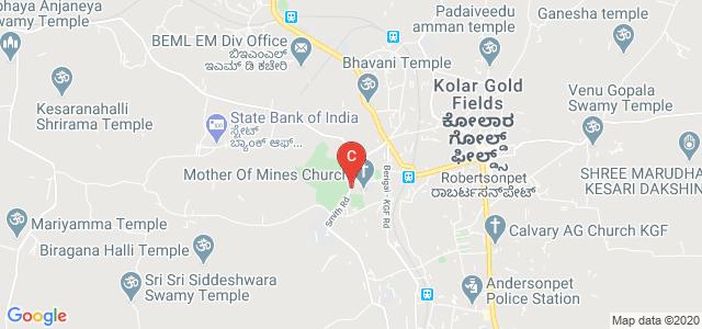 Sai Krish Polytechnic, Band Line Colony, Nethaji Nagar, Kolar Gold Fields, Karnataka, India