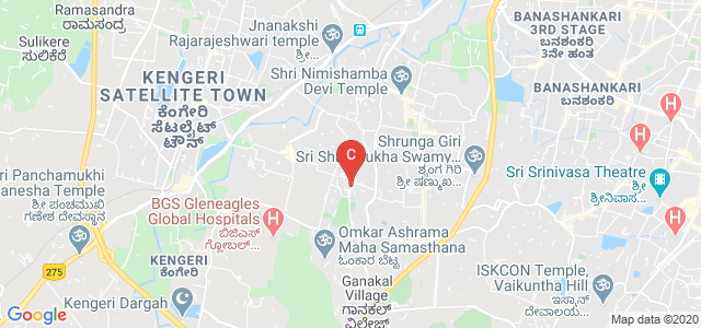 Panchasheela Degree College, 21st Cross Road, Nanda Deepa Layout, Remco Bhel Layout, Kenchenhalli, RR Nagar, Bengaluru, Karnataka, India