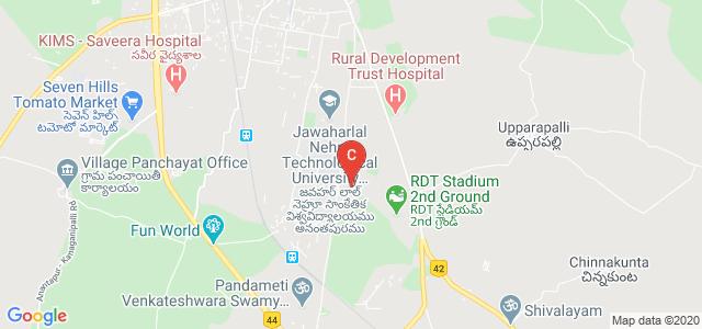 CENTRAL UNIVERSITY OF ANDHRA PRADESH(A New Central University Being Established By Govt Of India In AP), JNTU Road, Chinmaya Nagar, Prasannaya Palli, Anantapur, Andhra Pradesh, India