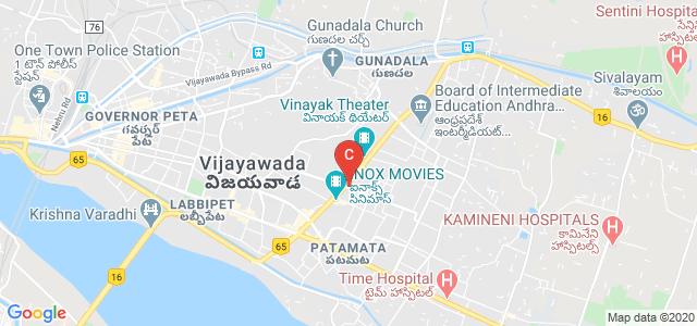 Saveetha Amaravati University, Guru Nanak Colony, Vijayawada, Andhra Pradesh, India