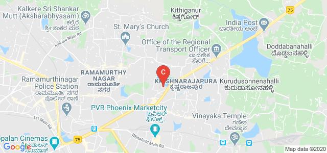 Government First Grade College kr purambangalore, V B Layout, Krishnarajapura, Bengaluru, Karnataka, India