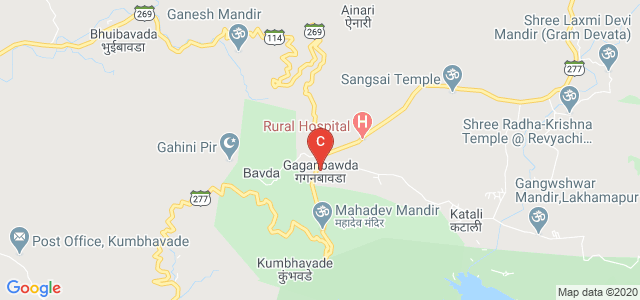 Padmashri Dr. G.G. Jadhav Mahavidyalaya, Gaganbavada, Tal, Gaganbawda, Kolhapur, Maharashtra, India