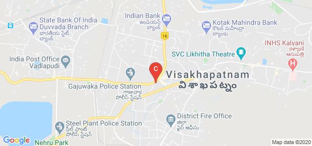 Chaitanya Degree College For Women, Chaitanya Nagar, Gajuwaka, Visakhapatnam, Andhra Pradesh, India