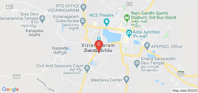 Srinivasa Degree College for Women, Balaji Nagar Road, Balaji Nagar, Vizianagaram, Andhra Pradesh, India