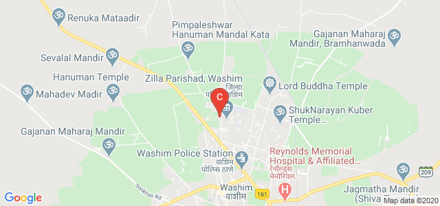 Rajasthan Aryan Arts, Shri Mithulal Kacholia Commerce and Shri Satyanarayanji Ramkrishnaji Rathi College, Kata Rd, Washim, Maharashtra, India