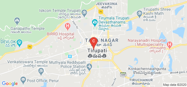 Tirupati, Andhra Pradesh 517507, India