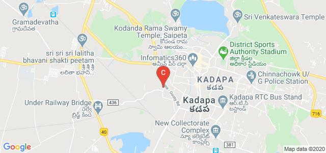 SRI VIJAYA JYOTHI COLLEGE OF NURSING, Shastri Nagar, Ravindra Nagar, Kadapa, Andhra Pradesh, India