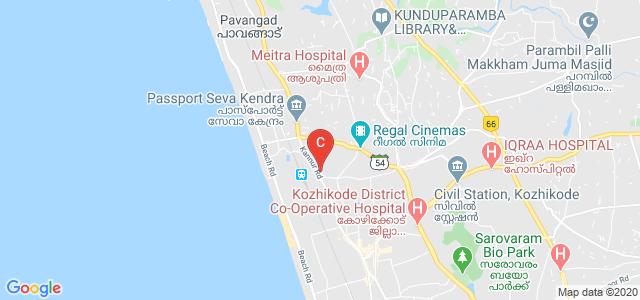 Kerala Government Polytechnic College, Kozhikode, Kannur Road, West Hill, Kozhikode, Kerala, India