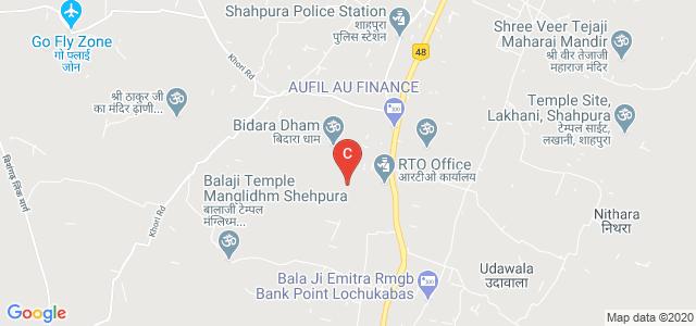 Laxmi Polytechnic College, Laxmi Nagar, Bidara, Shahpura, Jaipur, Rajasthan, India