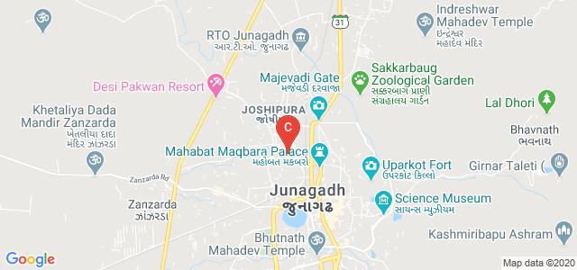 Shree Mahila Arts and Commerce College filed, Joshipura, Junagadh, Gujarat, India