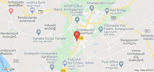 Sree Konaseema Bhanoji Ramars College, Amalapuram, Andhra Pradesh, India