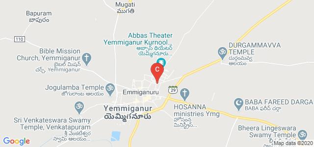 Kalugotla Road, Lakshmi Peta, Yemmiganur, Andhra Pradesh 518360, India