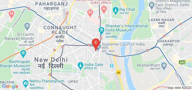 College Of Art, Tilak Marg, Bhagwan Das Lane, Mandi House, New Delhi, Delhi, India