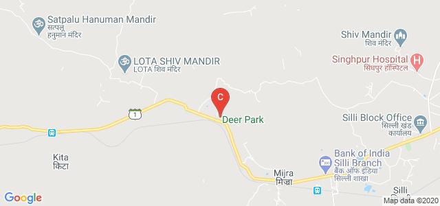 Silli Polytechnic, Silli, Ramdera, Chordera, Jharkhand, India