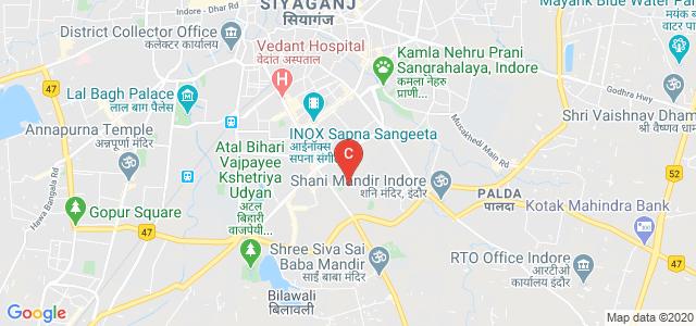School of Data Science & Forecasting, Davv Takshila Parisar, Indore, Madhya Pradesh, India