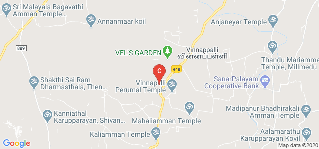 GANDHI POLYTECHNIC COLLEGE, National Highway 948, Sanarpathi, Erode, Tamil Nadu, India