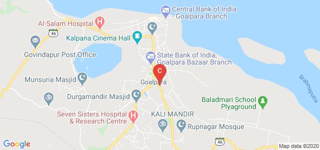 Govt. B.T. College, Baladmari, Goalpara, Assam, India