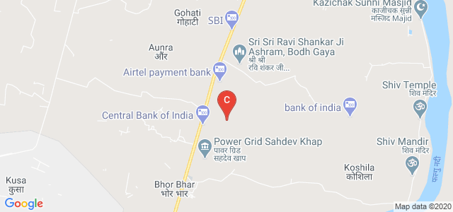Dr. B.R. Ambedkar College of Education, Patna - Gaya - Dobhi Road, Bodh Gaya, Bihar, India