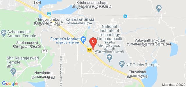 Government Polytechnic College, National Highway, Thuvakudimalai, Tiruchirappalli, Tamil Nadu, India