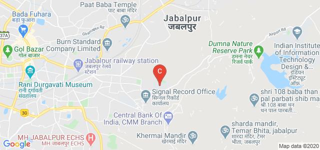Rani Durgavati Vishwavidyalaya, Rani Durgavati University Campus, Jabalpur, Madhya Pradesh, India