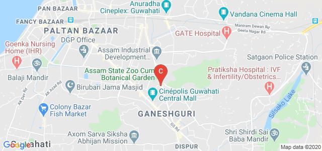 S K Hazarika College, RG Baruah Road, Opp State Zoo, Borah Market, Sree Nagar, Guwahati, Assam, India