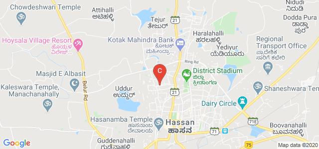 Government Tool Room And Training Centre, Hemavathi Nagar, Hassan, Karnataka, India