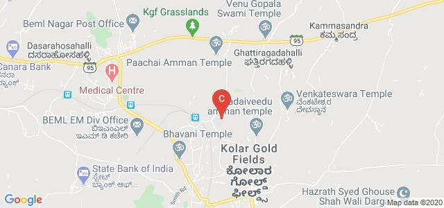 Government Polytechnic, Peddapalli, Kolar Gold Fields, Karnataka, India