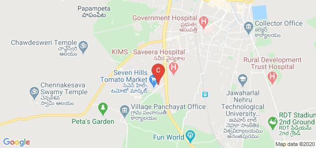 Sri Vani Institute Of Management And Sciences, Anantapur, Andhra Pradesh, India