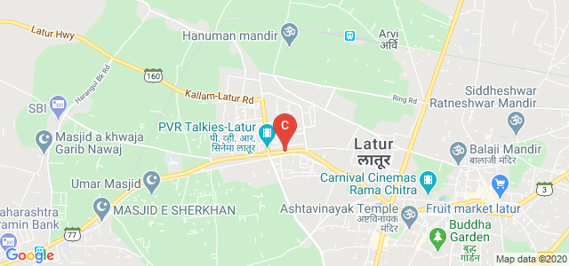 Barshi Road, Sree Nagar, MIDC, Latur, Maharashtra, India