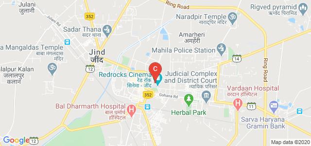 Hindu Kanya Mahavidyalaya, Jind, Rani Talab, Jind, Haryana, India