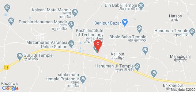 Kashi Institute Of Technology, Varanasi, Uttar Pradesh, India