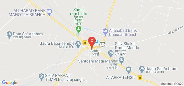 Atarra, Banda, Uttar Pradesh, India